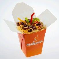 Makarun Spaghetti & Salad