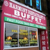 A Harmony Chinese Food