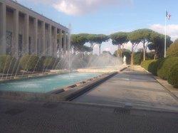 Fontana del Piazzale Konrad Adenauer