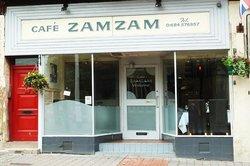 Cafe Zam Zam