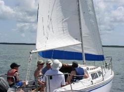 Family Sailing Lessons