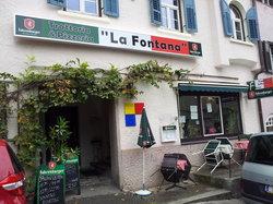 Trattoria - Pizzeria La Fontana