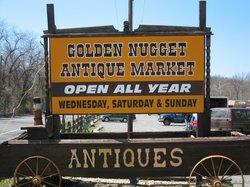 Golden Nugget Antique Market