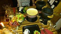 Cheese/ Meat / Fish - Fondue