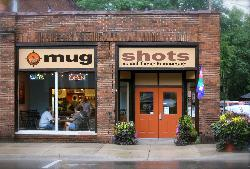 ‪Mug Shots Coffeehouse‬