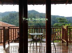 View from Villa Kemboja