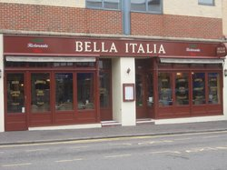 Bella Italia Southend