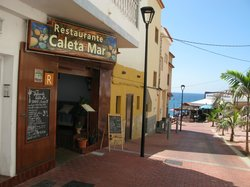 Restaurante Caleta Mar