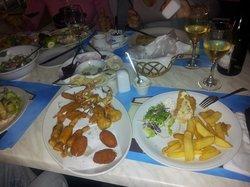 Dionyssos Fish Tavern