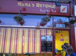 Mama's Revenge Burrito Hut