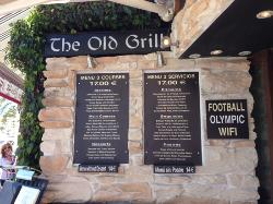 The Old Grill