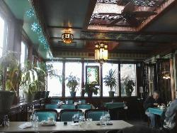 The Atrium Cafe & Ice Cream Parlor