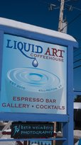 Liquid Art Coffeehouse