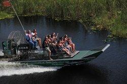 Florida Cracker Airboat Rides