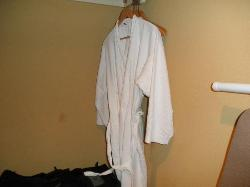 Robes came with the room