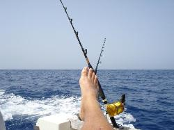 Tours de pesca Happy Hooker