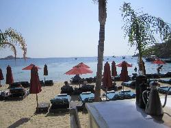 Psaros Beach