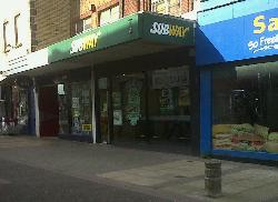 Subway - Grange Road