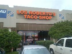 Los Roberto's Taco Shop