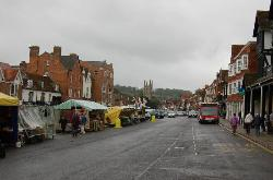 Marlborough High Street