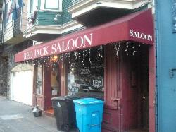 The Red Jack Saloon