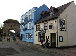 Monnow Bridge Fish Bar & Cafe