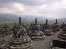 Templo Borobudur
