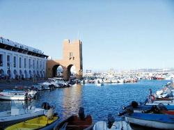 Le Port de Sidi Fredj