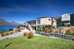 Alexis Queenstown Motor Lodge and Apartments