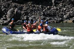 ‪Zambezi Rafting Day Tours‬