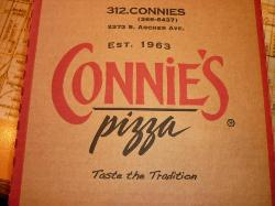 Connie's Pizza By The Pier