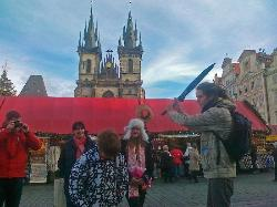 Prague Extravaganza Free Tour