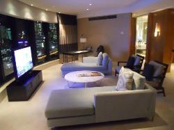 Junior suite: Living room
