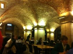 St Martin-in-the-Fields Cafe in the Crypt
