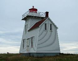 ‪North Rustico Lighthouse‬