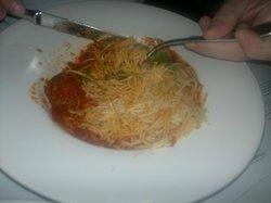 Spaghetti at Spaghetti kitchen