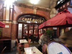Cafe Rouge Windsor