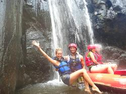 Graha Adventure White Water Rafting Ubud Bali
