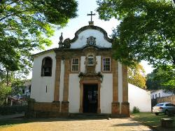 Our Lady of Rosario dos Pretos church