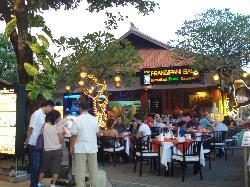 Frangipani Bali Int'l Restaurant