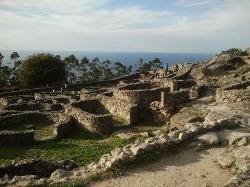 Poblado celta de Santa Tecla