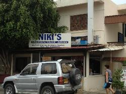 Niki's Kebab House - Take Away