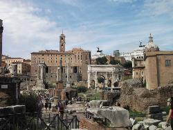 Forum Romain (Foro Romano)