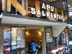 Restaurante Apu Salkantay
