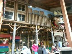 Timberland Playhouse at Wilderness Resort