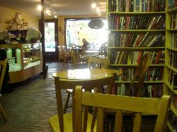 bells bookstore cafe