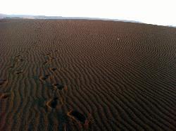 Putu Sand Dunes