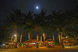 Bamboo Beach Bar Cafe & Restaurant