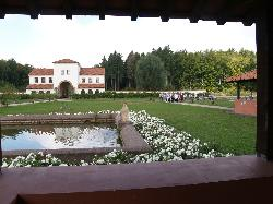 Roemische Villa Borg