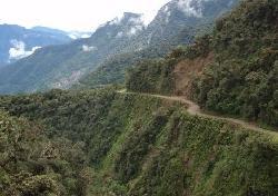 Vertigo Biking Bolivia